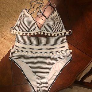 Super cute high waisted bikini